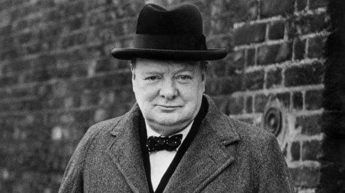 Winston Churchill is een van de succesvolle mensen die zich niet lieten tegenhouden door tegenslag