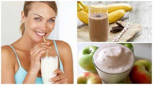 Verhoog je productiviteit met deze 5 eiwitrijke smoothies