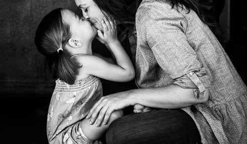 De verbazingwekkende rol van een moeder