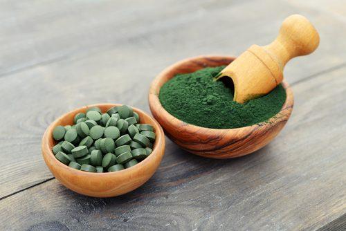 Spirulina is een van de supplementen die je dagelijks kunt innemen