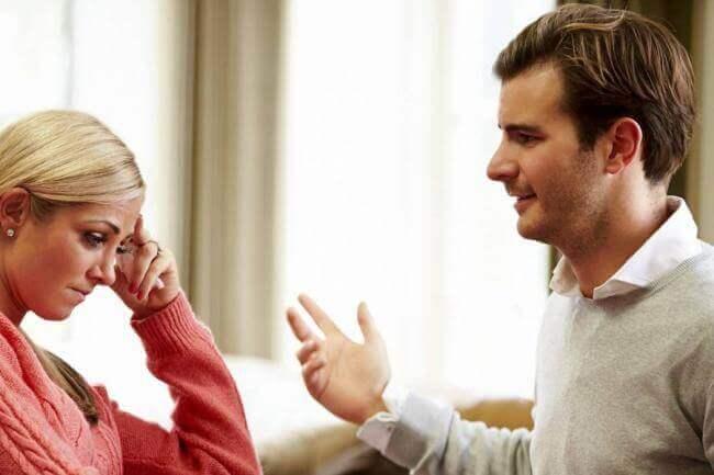 Emotionele chantage is gedrag dat je nooit moet accepteren in een relatie