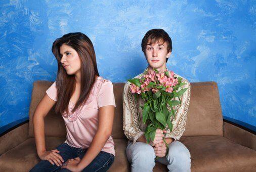 Als iemand je constant neerhaalt is dat gedrag dat je nooit moet accepteren in een relatie