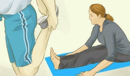 Vijf tips voor het verminderen van beenkramp