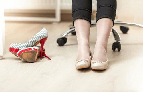 Schoenen soepel maken