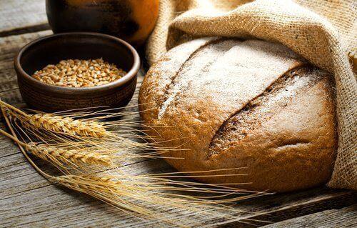 Koolhydraten en volkoren granen