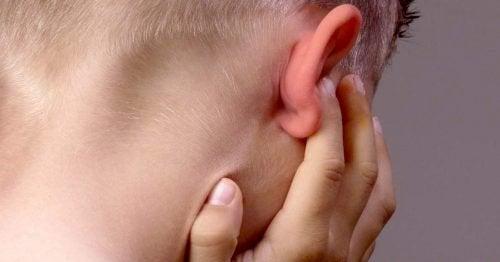 Rode oren
