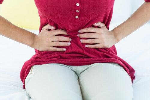 Menstruatiekrampen