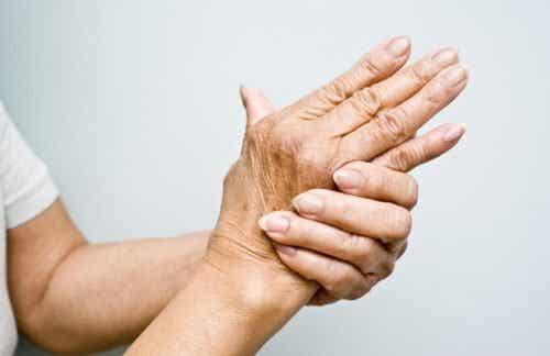 Oliën om artritis mee te behandelen