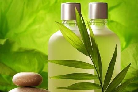 Natuurlijke shampoo tegen droog haar