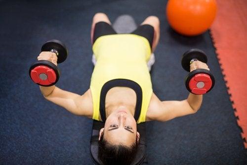 Gewichtheffen voor gezonde hersenen