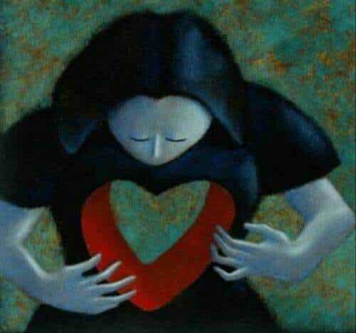 Een gat in je hart: ik mis iets wat ik niet kan uitleggen