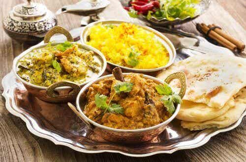 Ontdek het Indiase dieet om gewicht mee te verliezen