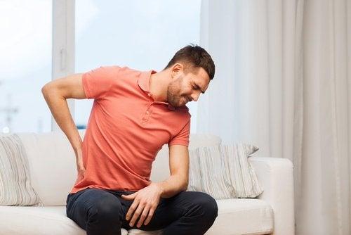 Pijn aan de nieren