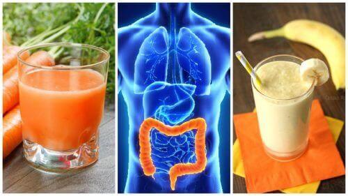 Verwijder afval uit je dikke darm met deze 7 zelfgemaakte remedies