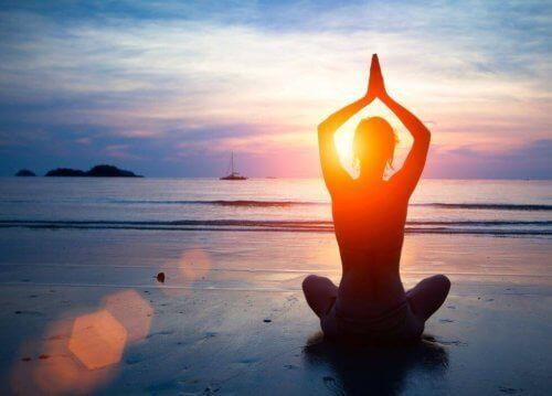 Yoga helpt depressie te genezen