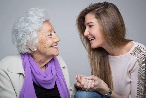 8 tips van oma om een beter mens te zijn