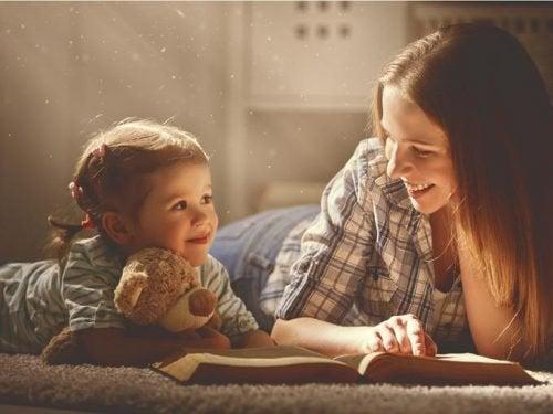 Hechting bij kinderen beïnvloedt hun leven als volwassene