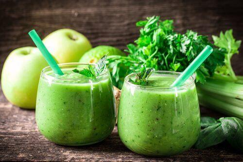 Volg een reinigingskuur van één maand met dit gezonde groene drankje!