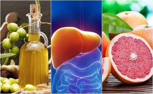 8 voedingsmiddelen om je lever te verzorgen