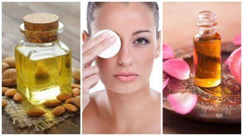 Je make-up verwijderen met deze 6 natuurlijke oliën
