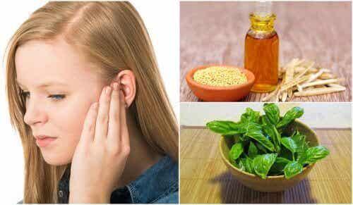 Tinnitus verminderen met 6 natuurlijke middelen