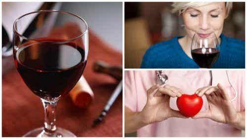 10 redenen waarom rode wijn goed voor je is