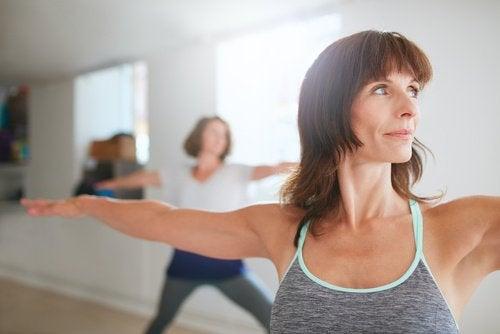Je borsten ondersteunen door oefeningen