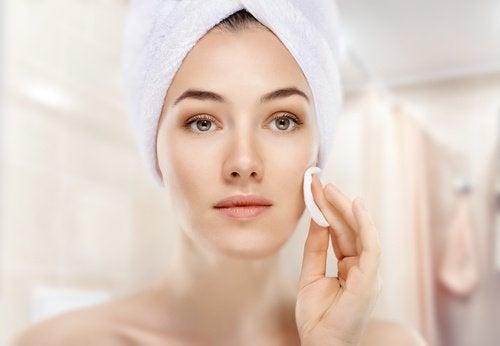 Vitaminedeficiëntie en een erg bleke huid