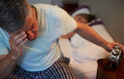 Slapeloosheid door het gebruik van antidepressiva