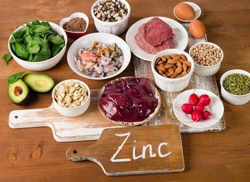 Foute voedselcombinaties en zink