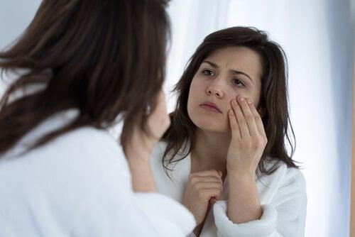 Vitaminedeficiëntie en gezwollen ogen
