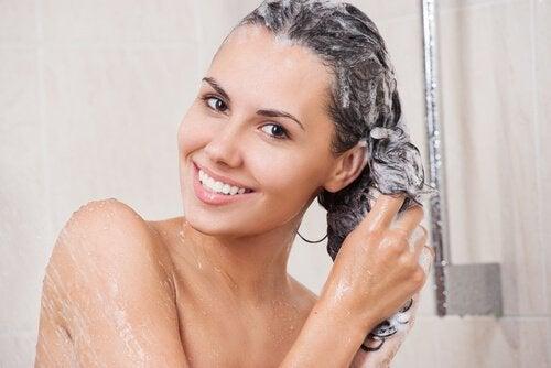 Sterk en gezond haar en je haren wassen