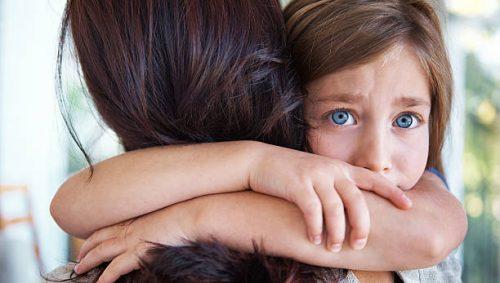 Angstige hechting bij een kind