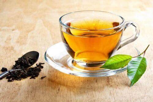 Rimpels verminderen met damiana thee