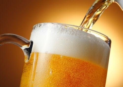 Soorten conditioners met bier