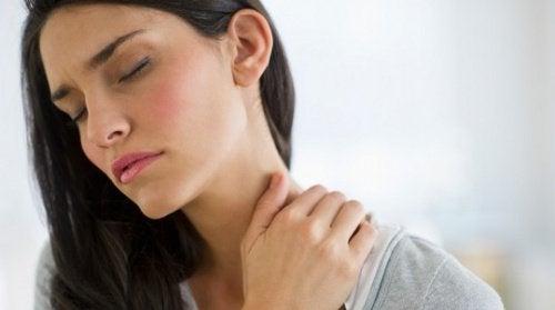 Spierpijn in de nek