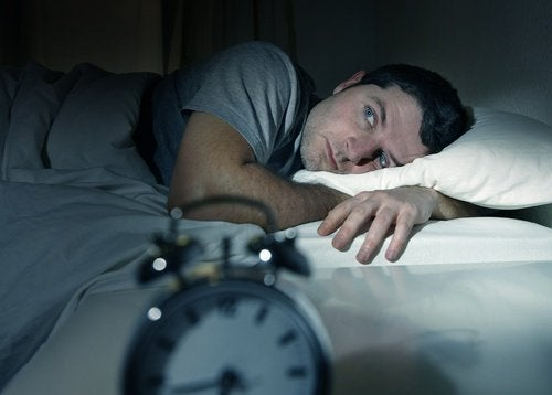 Slapeloosheid bij mannen