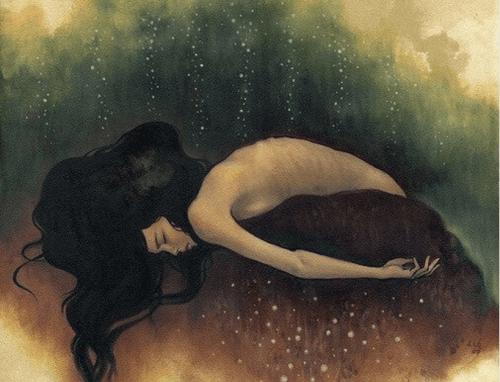 Een emotioneel vacuüm: die leegte vullen lukt me niet