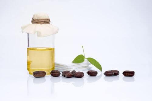 Vochtinbrengende oliën voor de vette huid