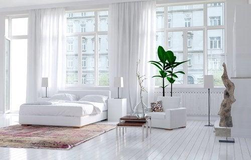 Aangename sfeer in je slaapkamer om te ontspannen
