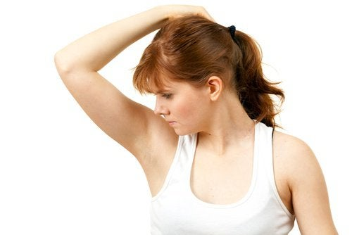 Je oksels geven je signalen over je gezondheidstoestand