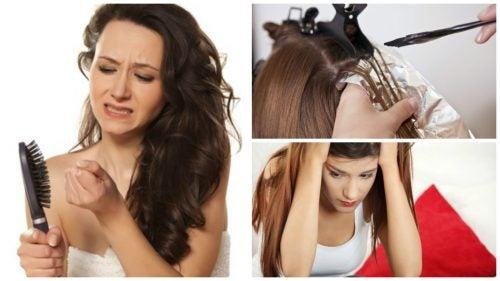 Verlies je veel haar? Dit zijn zeven mogelijke oorzaken