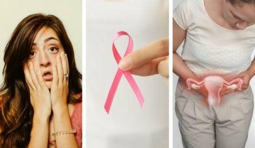 8 symptomen van kanker die de meeste mensen negeren