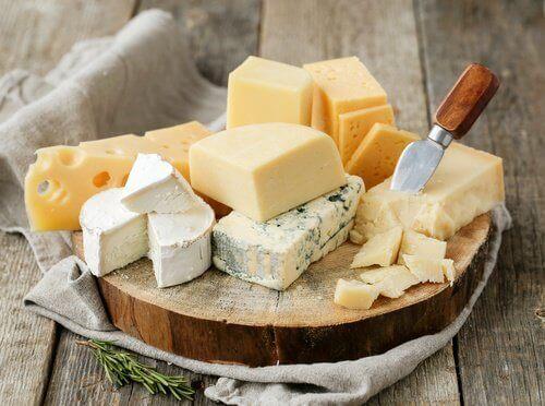 Kaas is een van de oorzaken van migraine