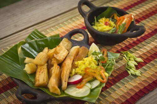 De eigenschappen van cassave stimuleren het immuunsysteem