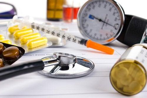 Middelen voor diabetici