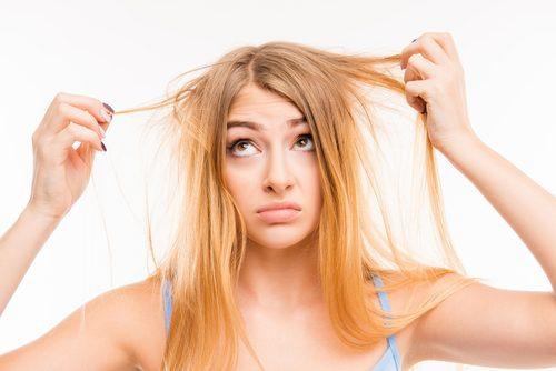 Haarproblemen als je onvoldoende eiwitten binnenkrijgt
