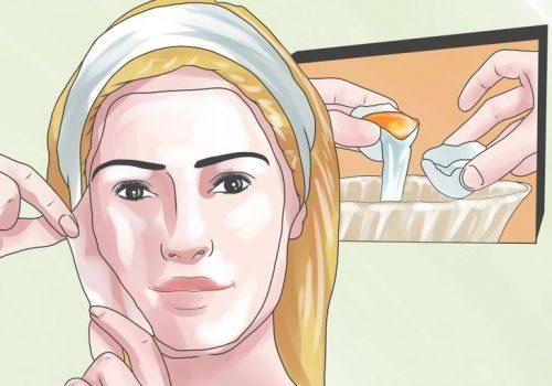 Je gezicht verzorgen met eiwitten om er fantastisch uit te zien