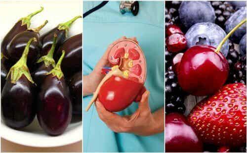 Verbeter de gezondheid van je nieren met deze voedingsmiddelen
