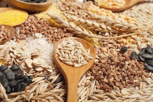 Prikkelbare darmsyndroom en peulen en granen